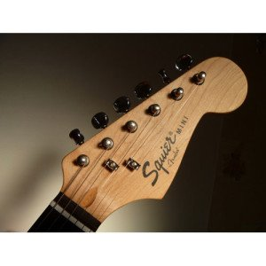 Squier by Fender Mini Guitar Review - Sound Roundup