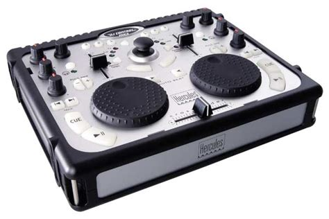 Hercules DJ Control MP3 LE DJ Controller Review - Sound Roundup | Reviews  of the latest in audio technology